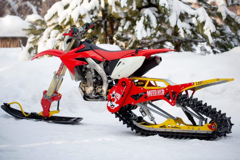 SNOW BIKE KIT for SNOWRIDING V2.0 by MOTOBSK