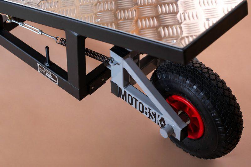 Wheelie Machine Folding Motorcycle Wheelie Trainer MOTOBSK V3.5