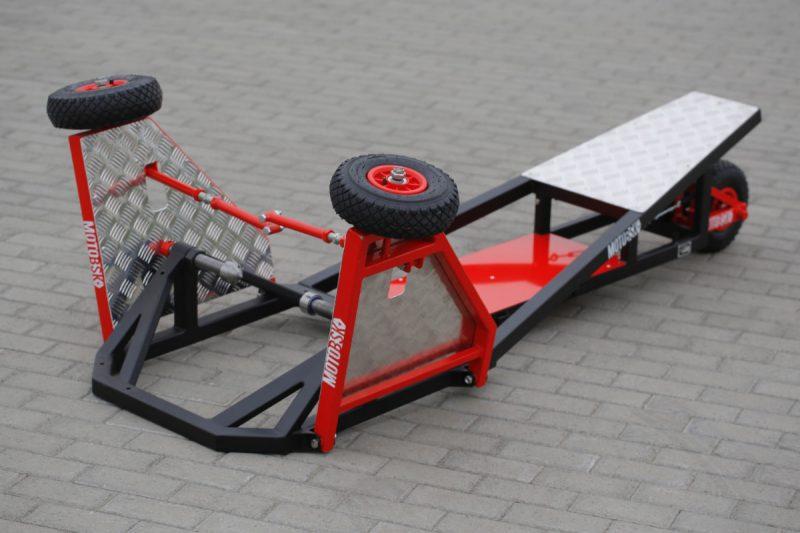 Wheelie Machine Folding Motorcycle Wheelie Trainer MOTOBSK