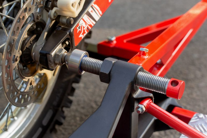Wheelie Machine Folding PRO Motorcycle Wheelie Trainer MOTOBSK