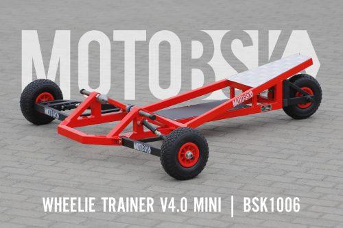 Motorcycle Wheelie Trainer MINI V4.0