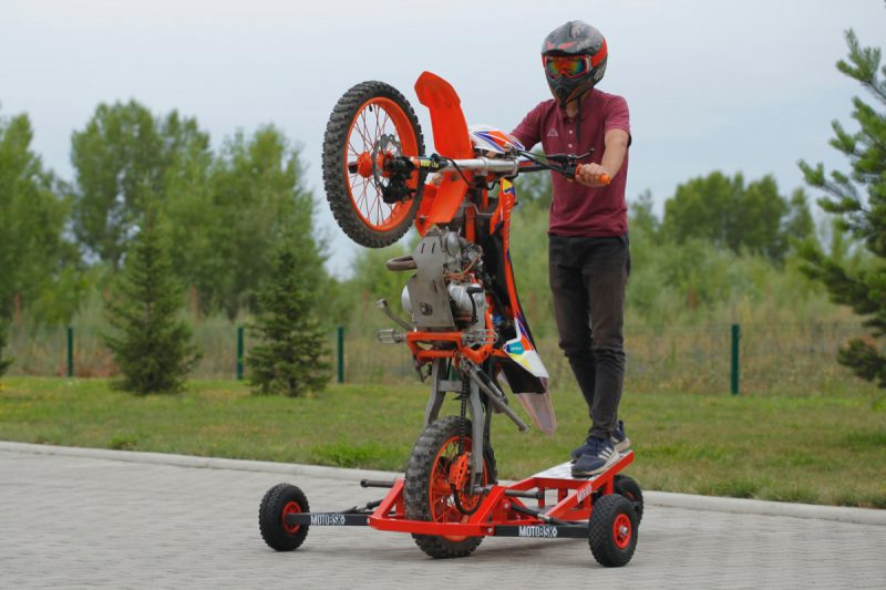 Motorcycle Wheelie Trainer MINI V4.0