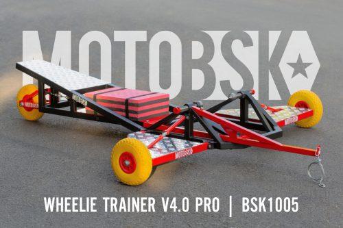 Motorcycle Wheelie Trainer V4.0 PRO