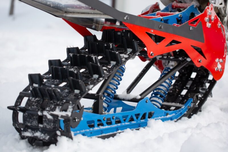 SNOW BIKE KIT for SNOWRIDING V3.0 by MOTOBSK (FREE SHIPPING)