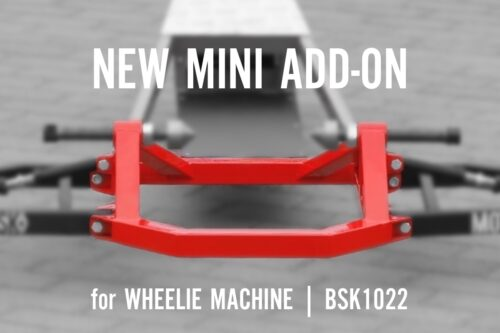 MINI ADD-ON for the Wheelie Machine