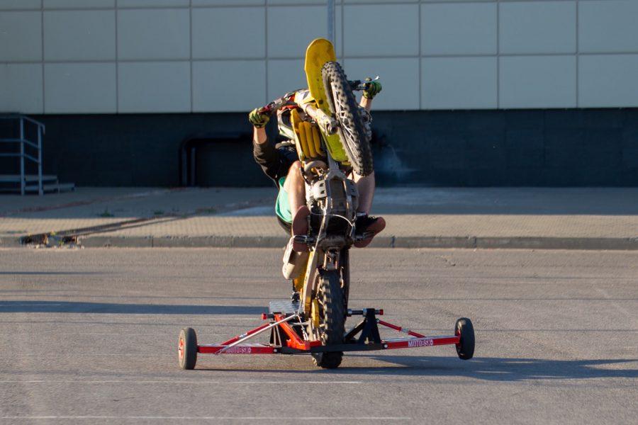 Wheelie Machine 5 MINI by MOTOBSK