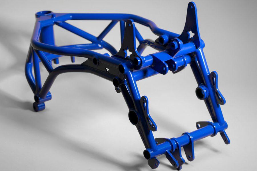 Full Steel Stunt Frame Kawasaki zx6r 2005-2006 (636