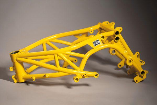 Full Steel Stunt Frame Yamaha r6 2003-2005