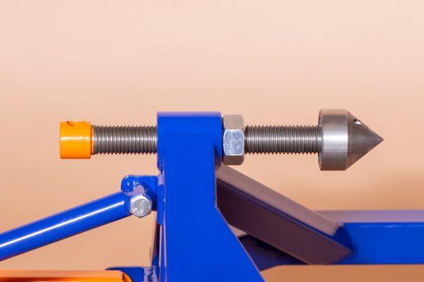 Standard Bolts for the Wheelie Machine by MOTOBSK