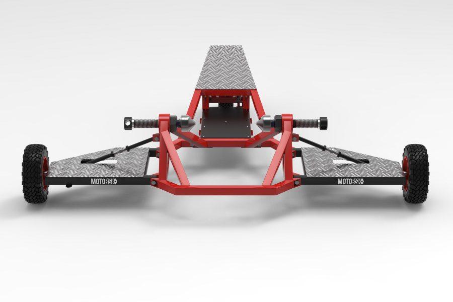 Wheelie Machine 5 PRO by MOTOBSK