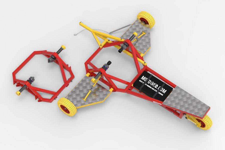 Wheelie Machine 5 PRO Max by MOTOBSK