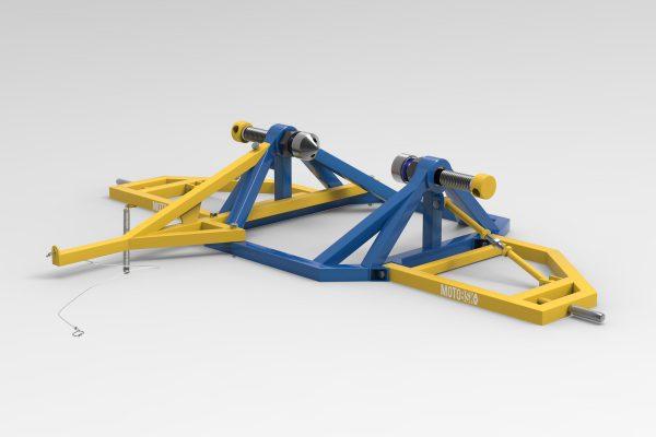 Add-on for the Wheelie Machine by MOTOBSK