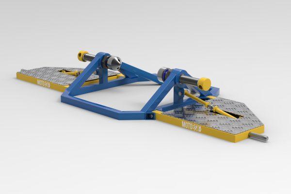 MINI Add-on for the Wheelie Machine by MOTOBSK